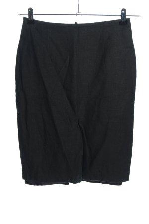 Caren Pfleger Spódnica midi czarny W stylu biznesowym