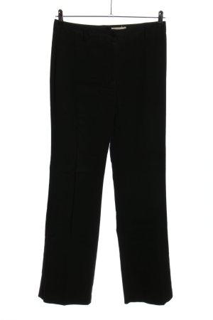 Caren Pfleger Pantalone jersey nero stile professionale