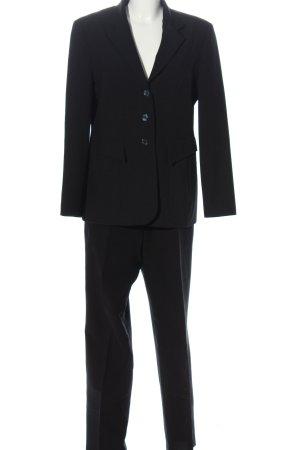 Caren Pfleger Twin set in maglia nero stile professionale
