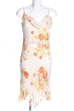 Caren Pfleger Sukienka na ramiączkach Wzór w kwiaty W stylu casual