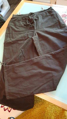 C&A Pantalon cargo brun