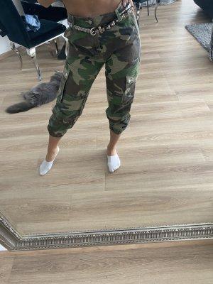 Sorelle UK Pantalon cargo multicolore