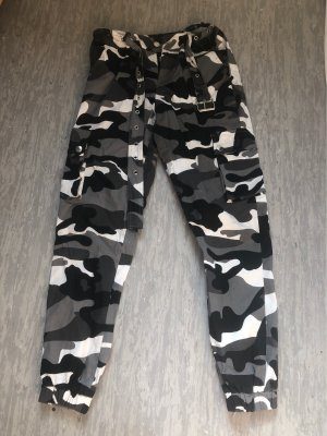 SheIn Cargo Pants multicolored