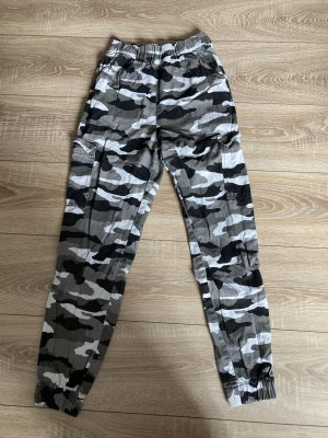 H&M Cargo Pants multicolored