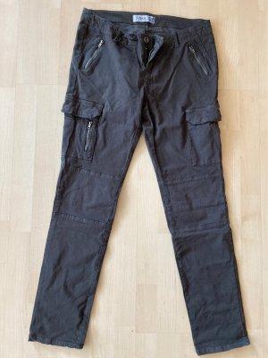 17&co Cargo Pants dark green