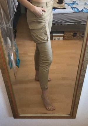 Cargo Pants camel-beige