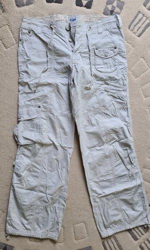 Unbekannter designer Pantalone cargo multicolore