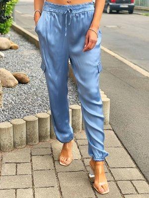 Cargo Pants azure