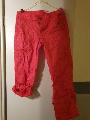 Cargo Hose pink /rot von edc