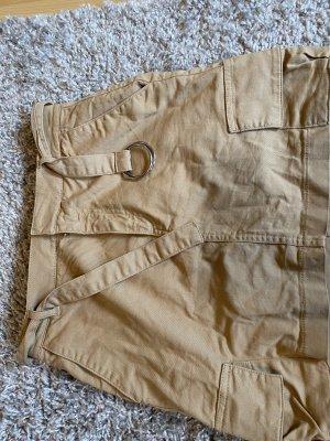 Tally Weijl Cargo Skirt sand brown