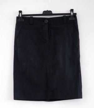 Burberry London Jupe cargo noir tissu mixte