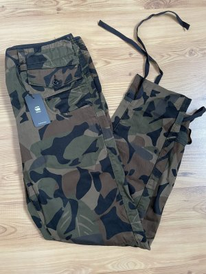 G-Star Raw Pantalone cargo multicolore