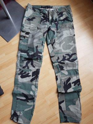 Cargohose/Camouflage  Jette