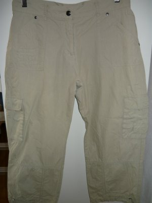 Just for you Pantalon 3/4 beige clair