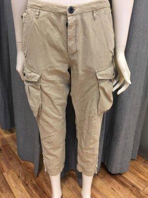 Gstar Pantalon cargo brun sable