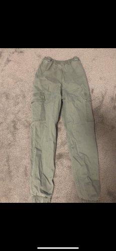 Hollister Pantalon cargo kaki