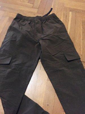 Urban Outfitters Cargo Pants green grey mixture fibre