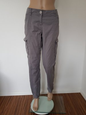 s.Oliver Cargo Pants multicolored cotton