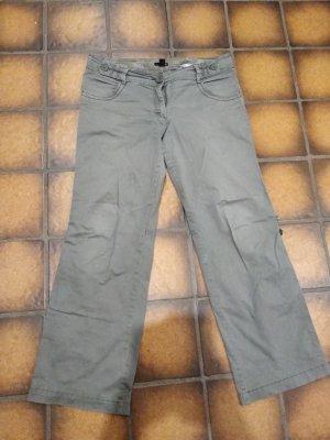 H&M Cargo Pants green grey