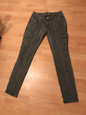 Buena Vista Cargo Pants green grey cotton