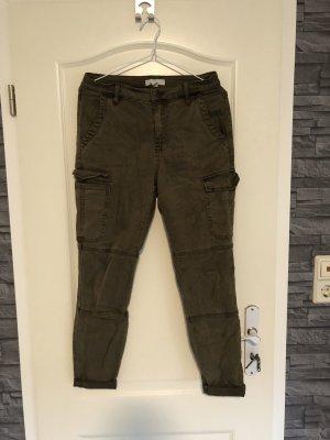 H&M L.O.G.G. Cargo Pants khaki