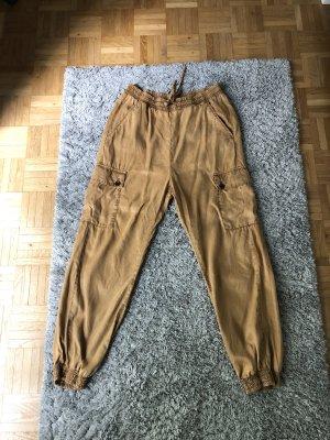 Zara Cargo Pants russet