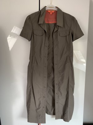 Cargo Dress green grey