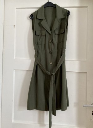 Cargo Dress khaki