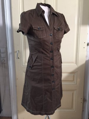 Mexx Cargo Dress dark brown