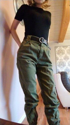 Bershka Pantalone a 7/8 multicolore