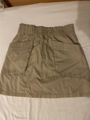 H&M Gonna cargo beige