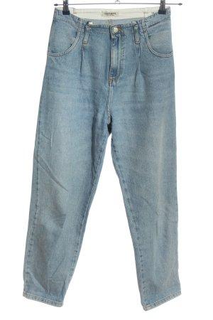 Carhartt Jeans boyfriend blu stile casual