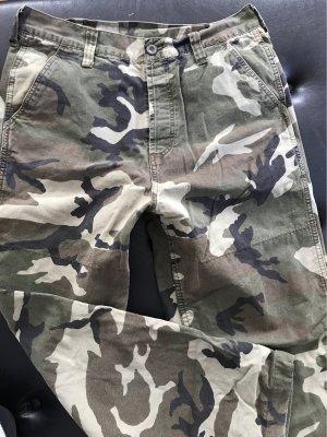 Carhartt Camouflage Hose baggy