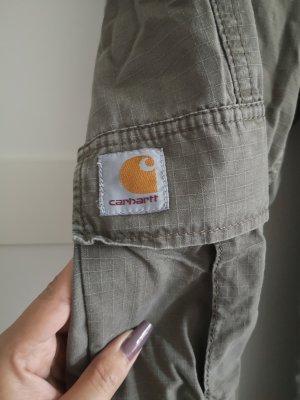 Carhartt Cargo Pants green-khaki