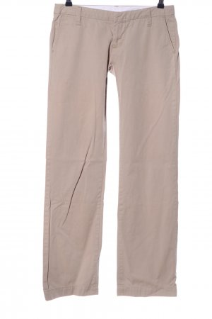 Carhartt Chinos natural white-nude casual look