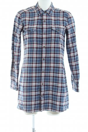 Carhartt Shirtwaist dress check pattern casual look