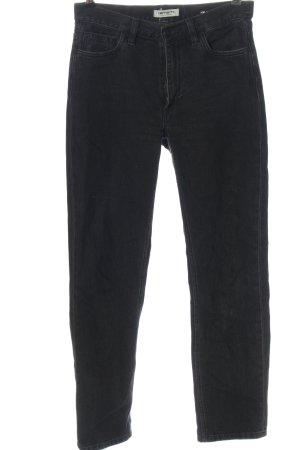 Carhartt High Waist Jeans black casual look