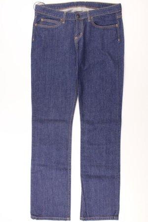 Carhartt Pantalone blu-blu neon-blu scuro-azzurro Cotone