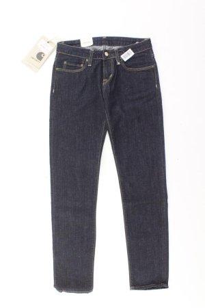 Carhartt Jeans blu-blu neon-blu scuro-azzurro Cotone