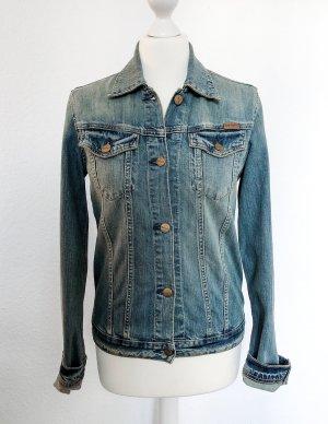 Carhartt Jeans Jacke Gr. M