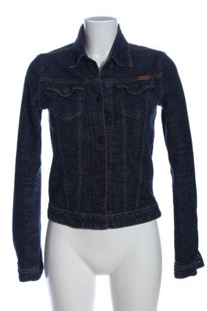 Carhartt Jeansjacke blau Casual-Look