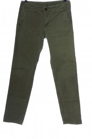 Carhartt Kaki broek khaki casual uitstraling