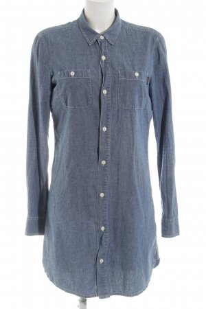 Carhartt Langarmhemd blau Casual-Look