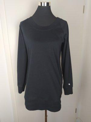 CARHARTT Longsweatshirt Sweatshirt, schwarz, Sz S