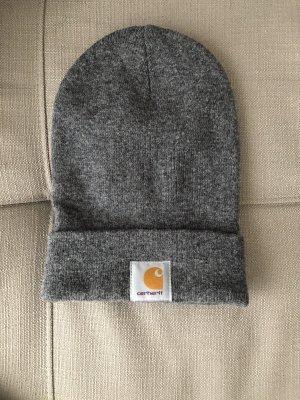 Carhartt Knitted Hat grey-dark grey polyacrylic