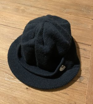 Carhartt Cappello in tessuto nero