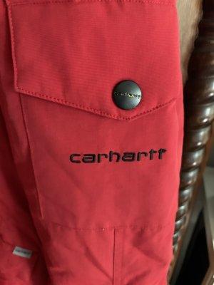 Carhartt Parka rosso