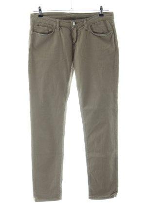 Carhartt Slim Jeans hellgrau Casual-Look