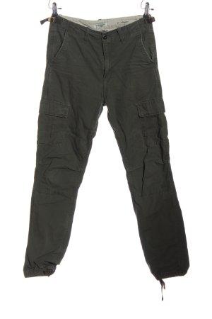 Carhartt Cargo Pants black casual look