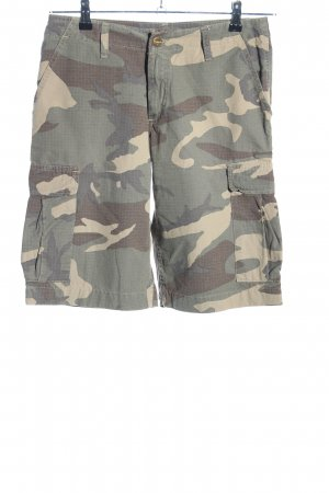 Carhartt Jersey Pants camouflage pattern casual look